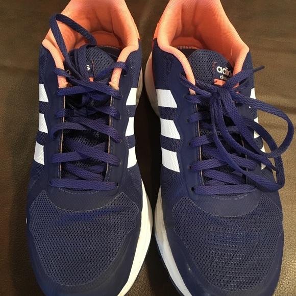 92a54e116bd adidas Shoes - Adidas Cloudfoam Flyer tennis shoes